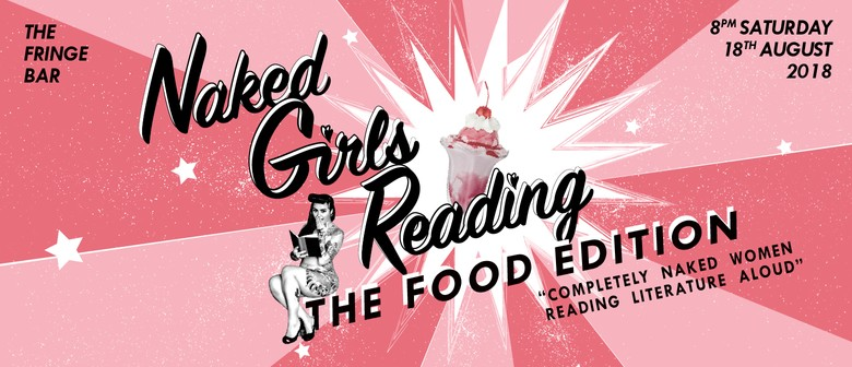 Naked Girls Reading: The Food Edition