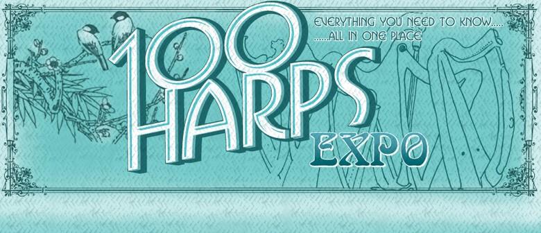 100 Harps - The Auckland Harp Expo