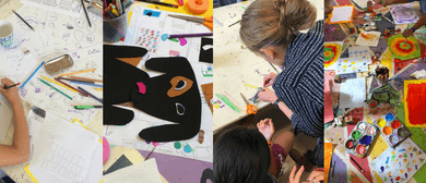 Holiday Arts Academy for 8 to 12 Year Olds