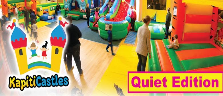 Inflatable Kingdom 2018 - Quiet Edition