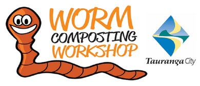 Tauranga City Council Worm Composting Workshop