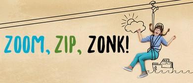 2 Kids For 1: Return Waiheke Ferry + Ecozip Adventure