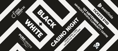 CF Casino Night - 5th Anniversary