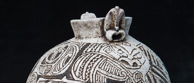 Clay Art Making by Māori artist Wi Taepa
