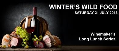 Winter's Wild Food