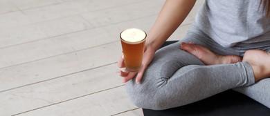 Beer Yoga - Road to Beervana