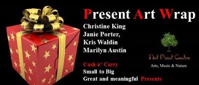 Present Art Wrap