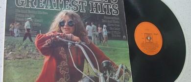 Huge Pop & Rock Vinyl Record Sale Silverdale - Labour Day