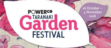 Powerco Taranaki Garden Festival