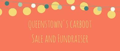 Queenstown Carboot Sale and Fundraiser: POSTPONED