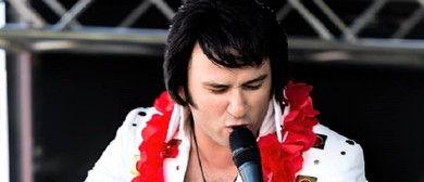 Elvis Evening With Che Orton and His Band