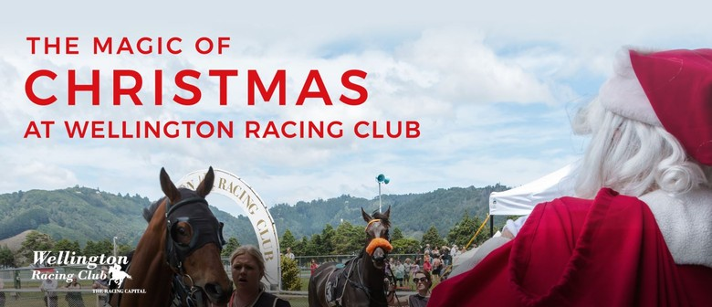 Christmas Horse Racing.Christmas At The Races Upper Hutt Eventfinda
