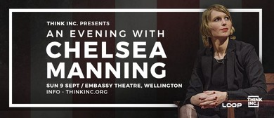 An Evening With Chelsea Manning