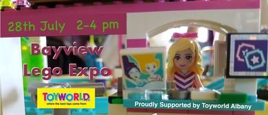 Bayview Lego Expo