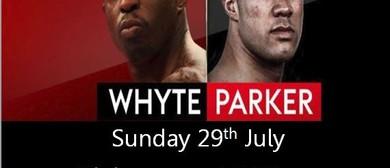 Dillan Whyte vs Joseph Parker
