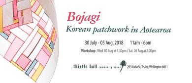 Bojagi, Korean Patchwork