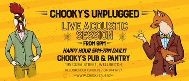 Chooky's Unplugged - Live Acoustic Session