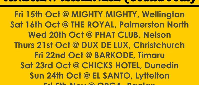 Devils Elbow - Sand On Chrome Album Release Tour 2010