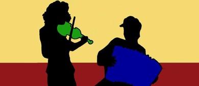 Folk Music Club Night