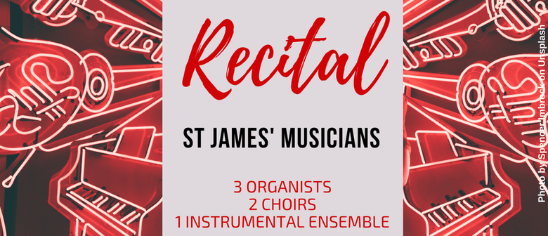 Recital - St James' Musicians