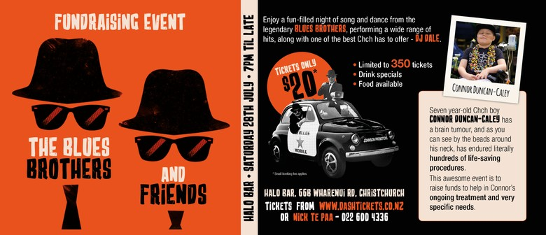 Blues Brothers & Friends
