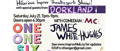 Hilarious Improv Theatresports Show