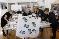 Image for event: Weekly Screen Printing Evening Classes