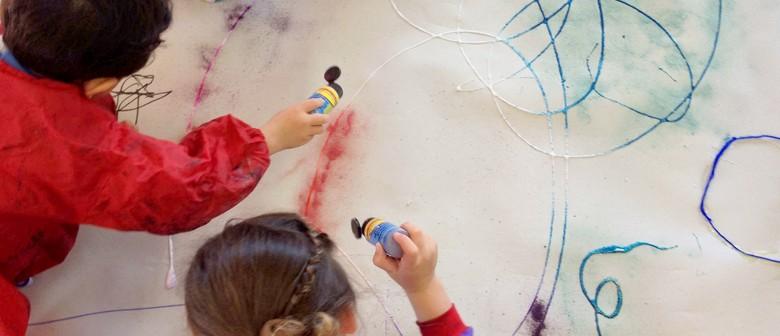 Studio One Toi Tū - Picasso Kidz: Preschool Art