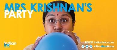 Mrs Krishnan's Party