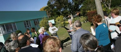 Heritage Forum: Telling Our Palmerston North Stories