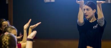 Royal NZ Ballet Kids Dance Workshops
