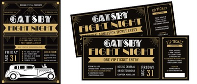 Gatsby Fight Night