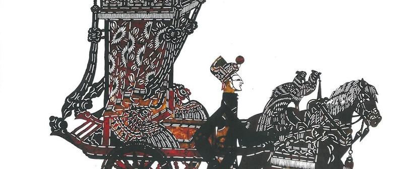 Qing Dynasty Shadow Art Exhibition