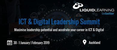 ICT & Digital Leadership Summit
