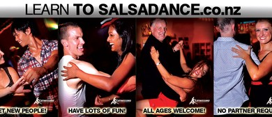 Salsa Beginners Course - Level One