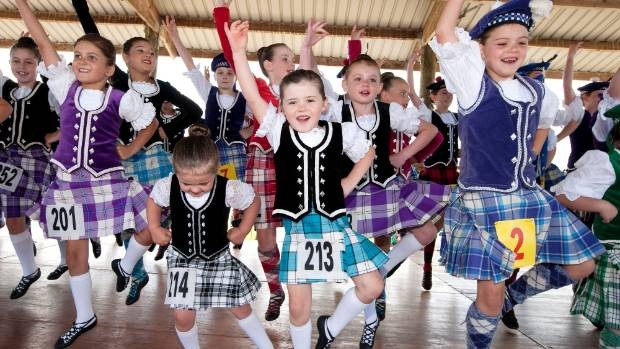 Highland Dance Classes - Te Aroha - Eventfinda