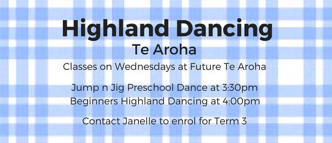 Highland Dance Classes