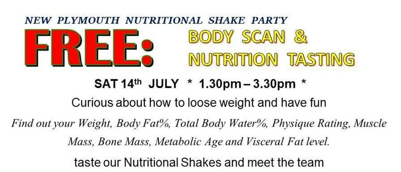New Plymouth Nutritional Shake Party