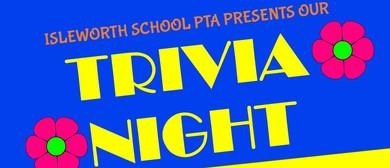 Trivia Night - Isleworth School PTA