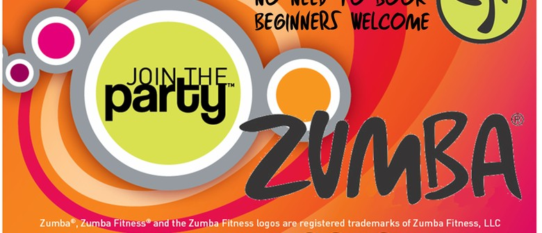 Zumba Classes: CANCELLED