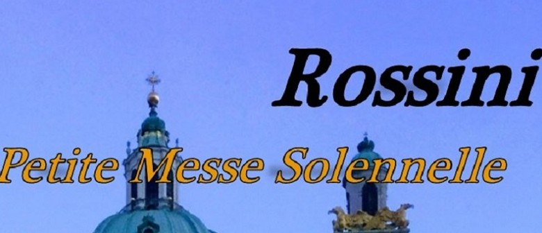 Cantando Choir - Rossini's Petite Messe Solenelle