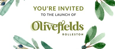 Olivefields Subdivision Launch Evening