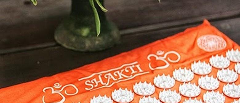Shakti Mat Workshop Fused with Live Sound Journey
