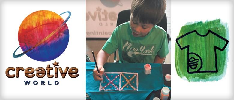 Fabulous Fabric Art – School Holiday Programme
