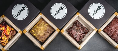 Lashings Pop Up Brownie Bar