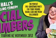 Image for event: Social Climbers - A Roger Hall Comedy