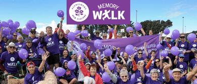 Alzheimers NZ Memory Walk