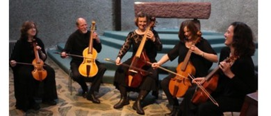Palliser Viol Consort Early Music Performance
