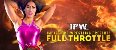 Impact Pro Wrestling: Full Throttle