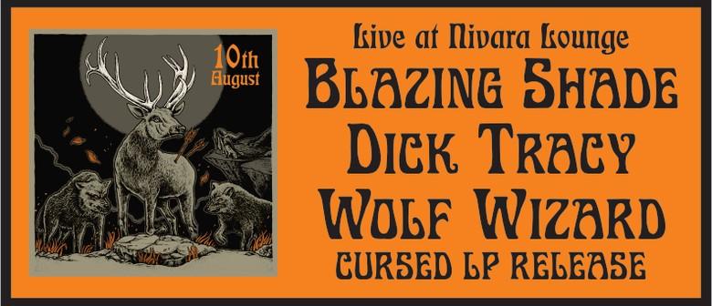 Cursed LP Release Party